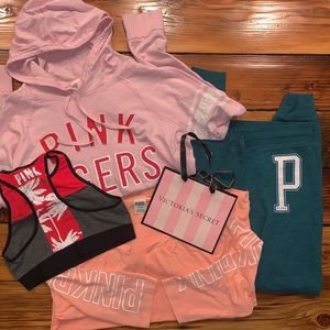Victoria Secret PINK BUNDLE!!!